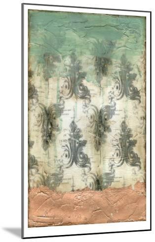 Antique Baroque I-Jennifer Goldberger-Mounted Limited Edition
