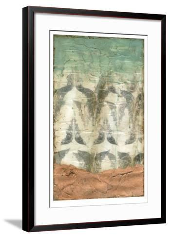 Antique Baroque II-Jennifer Goldberger-Framed Art Print