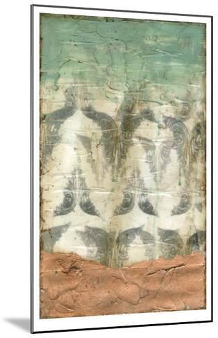 Antique Baroque II-Jennifer Goldberger-Mounted Limited Edition