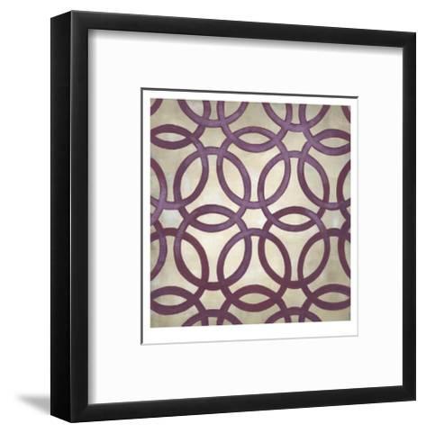 Classical Symmetry IV-Chariklia Zarris-Framed Art Print