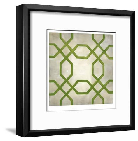 Classical Symmetry VII-Chariklia Zarris-Framed Art Print