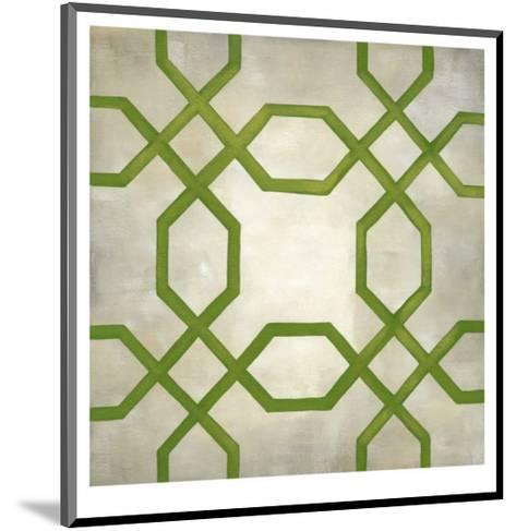 Classical Symmetry VII-Chariklia Zarris-Mounted Premium Giclee Print