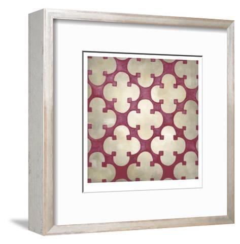 Classical Symmetry IX-Chariklia Zarris-Framed Art Print