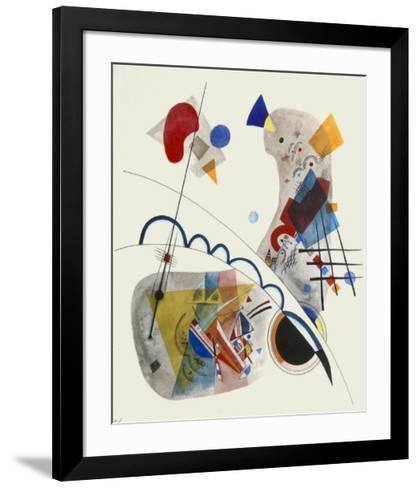 Form-Wassily Kandinsky-Framed Art Print