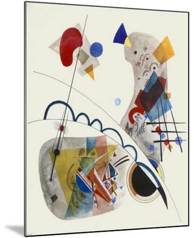 Form-Wassily Kandinsky-Mounted Art Print