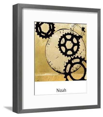 Sprockets II-Noah Li-Leger-Framed Art Print