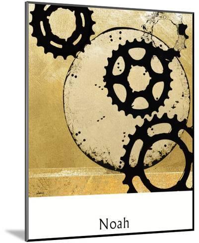 Sprockets II-Noah Li-Leger-Mounted Art Print