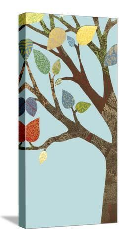 Arbor Patterns II-Megan Meagher-Stretched Canvas Print