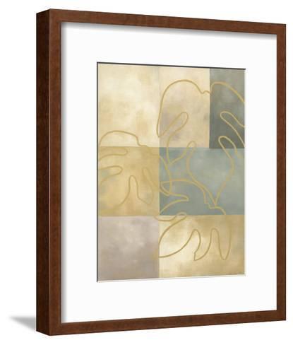 Arbor Leaves I-Chariklia Zarris-Framed Art Print