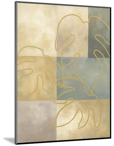 Arbor Leaves I-Chariklia Zarris-Mounted Art Print