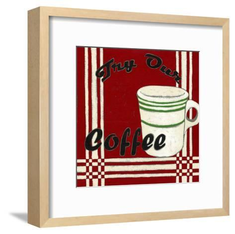 Try Our Coffee-Chariklia Zarris-Framed Art Print