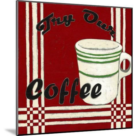 Try Our Coffee-Chariklia Zarris-Mounted Art Print