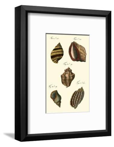 Neptune's Treasure IV- Kruger-Framed Art Print