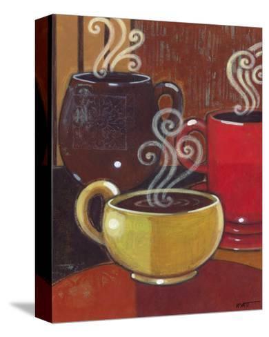 Wake Up Call I-Norman Wyatt Jr^-Stretched Canvas Print