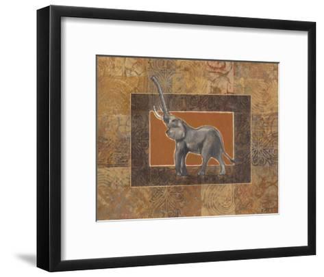 Grasslands III-Norman Wyatt Jr^-Framed Art Print