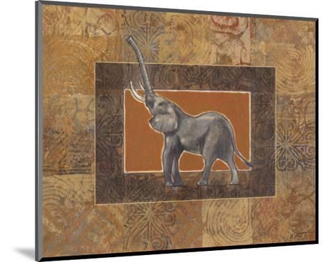 Grasslands III-Norman Wyatt Jr^-Mounted Art Print