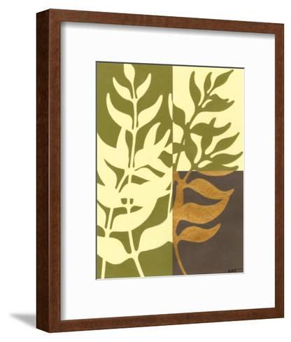 Gooseberry Fields II-Norman Wyatt Jr^-Framed Art Print