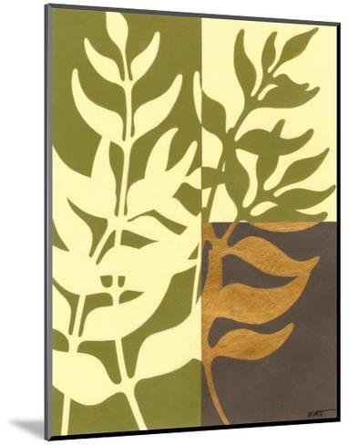 Gooseberry Fields II-Norman Wyatt Jr^-Mounted Art Print