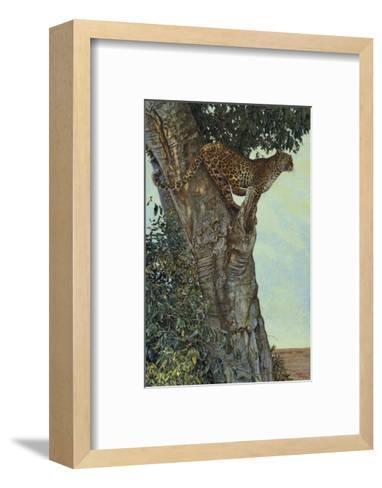 On the Lookout-Kalon Baughan-Framed Art Print