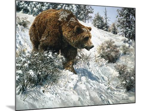 First Snow-John Seerey-Lester-Mounted Art Print