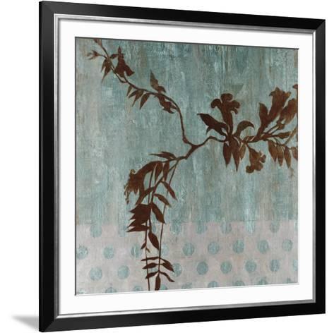 Underwater Branches-Elizabeth Jardine-Framed Art Print