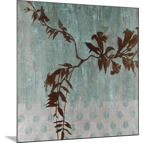 Underwater Branches-Elizabeth Jardine-Mounted Art Print