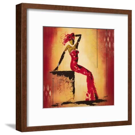 Glamour II-Johanna-Framed Art Print