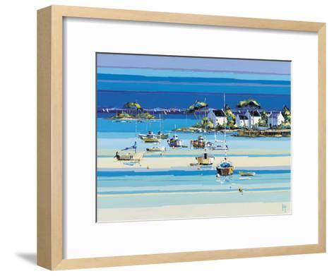Presquile I-Kerfily-Framed Art Print