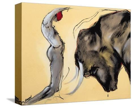 Corrida I-Pascal Guerineau-Stretched Canvas Print