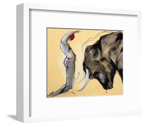 Corrida I-Pascal Guerineau-Framed Art Print