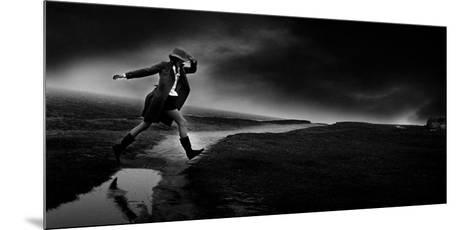 Jump-Philippe Marchand-Mounted Art Print