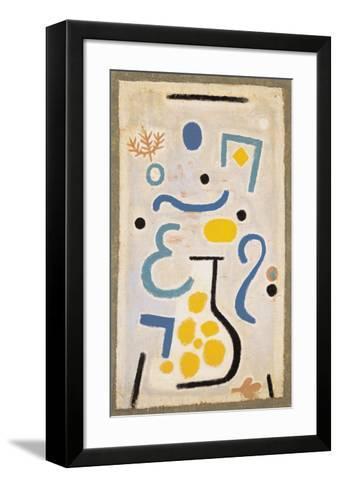 Le Vase Art Print By Paul Klee Art