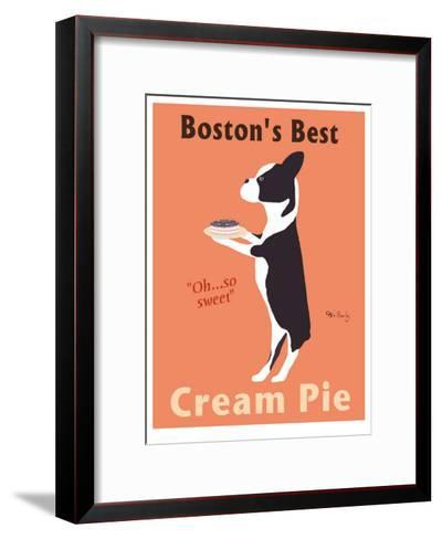 Boston's Best-Ken Bailey-Framed Art Print