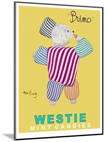 Westie Mints-Ken Bailey-Mounted Collectable Print
