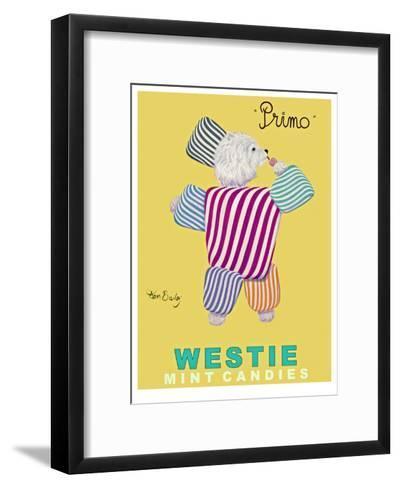 Westie Mints-Ken Bailey-Framed Art Print