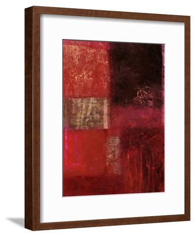 Core II-Norman Wyatt Jr^-Framed Art Print
