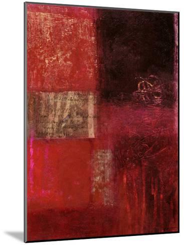 Core II-Norman Wyatt Jr^-Mounted Art Print