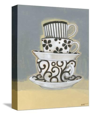 The Last Drop I-Norman Wyatt Jr^-Stretched Canvas Print