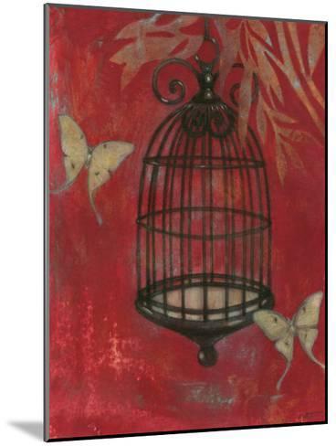 Asian Bird Cage I-Norman Wyatt Jr^-Mounted Art Print