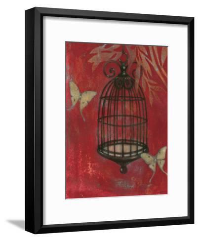 Asian Bird Cage I-Norman Wyatt Jr^-Framed Art Print