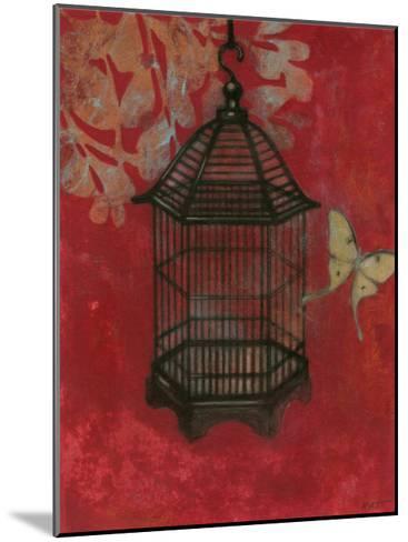 Asian Bird Cage II-Norman Wyatt Jr^-Mounted Art Print