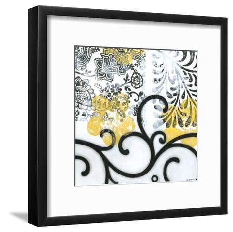 Opulence IV-Norman Wyatt Jr^-Framed Art Print