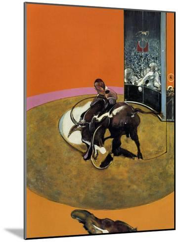 Study for a Bullfight no. 1, c.1969-Francis Bacon-Mounted Art Print