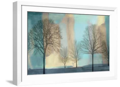 Misty Morning I-Chris Donovan-Framed Art Print