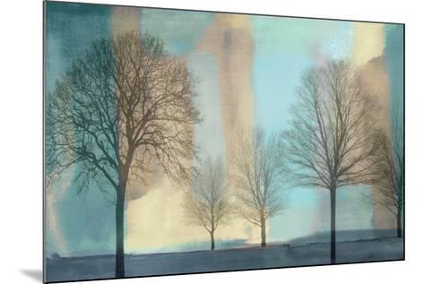 Misty Morning I-Chris Donovan-Mounted Art Print