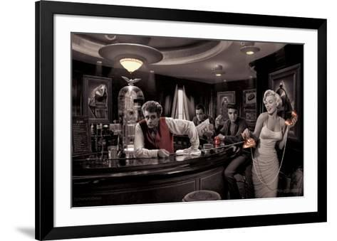 Java Dreams-Chris Consani-Framed Art Print