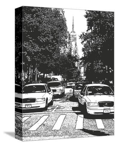 New York Minute I-Boyce Watt-Stretched Canvas Print
