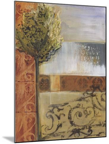 Beyond the Gate-Leslie Bernsen-Mounted Art Print