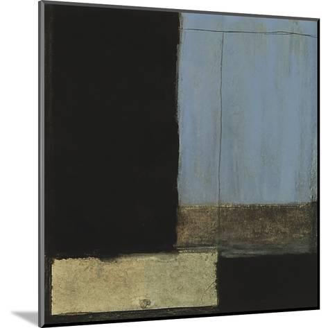 Inner Profile II-Jaume Ribas-Mounted Art Print