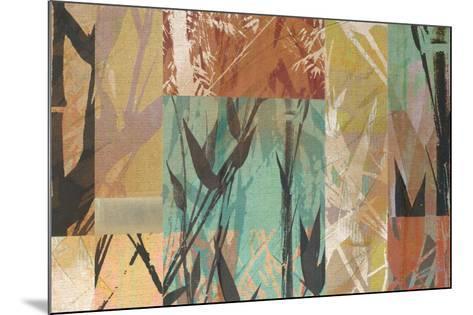 Bamboo Sections-John Butler-Mounted Art Print